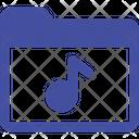Music Folder Image Media Icon