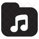 Music Folder Collection Icon