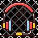 Music Headphone Music Headphones Headset Icon