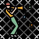 Music Jazz Saxophone Icon