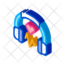 Music Influence Heart Icon