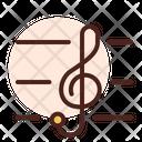 Music Key Icon