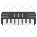 Music Keyboard Musical Instrument Piano Icon