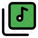 Music Library Music Book Music Icon