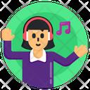 Music Listener Icon