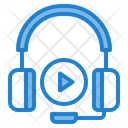 Music Listening Music Listening Icon