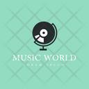 Music Tag Music Label Music Logo Icon