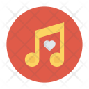 Music Melody Love Icon