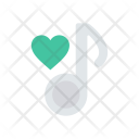 Music Love Song Icon