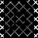 Music Lyric Icon