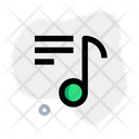 Music Lyric Music Artist List Music Icon