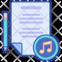 Music Lyrics Song Lyrics Lyrics Icon