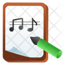 Music Note Nota Icon