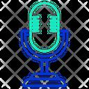 Music Mic Icon