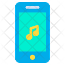Music Mobile Icon