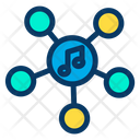 Music Network Icon