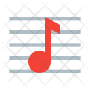 Music Notation Icon