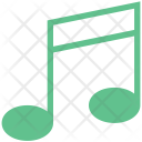 Music Note Node Icon