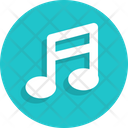 Music Note Song Icon