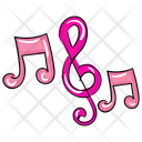 Music Note Quaver Eighth Note Icon
