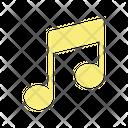 Inote Music Note Music Tone Icon