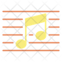Imusic Notes Music Note Music Tone Icon