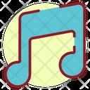 Music Note Music Quaver Icon