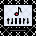 Music Editor Control Icon
