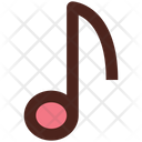 Music Note Guaver Music Icon
