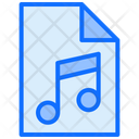 Music Note Song Sound Icon