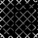 Music Note Rhythm Icon