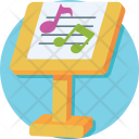 Music Notes Concert Icon