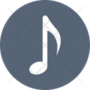 Eighth Note Music Music Notes Icon