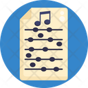 Music Notes Sing Icon