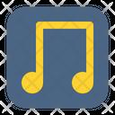 Music Notes Music Audio Icon