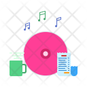 Music Office Stuff Icon