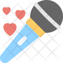 Music Party Microphone Icon