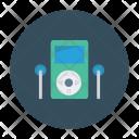 Music Player Headphone Music Icon