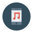 Music Player Mobile Icon