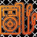 Music Player Ipod Audio Player Icon
