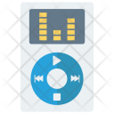 Player Music Mp Icon