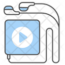 Music Player Mp Player Song Icon