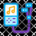 Portable Record Player Icon