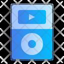 Music Player Camera Laptop Icon