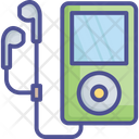 Audio Music Electronic Portable Ipod Ipod Icon