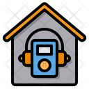 Music Player Podcast Headphone Icon