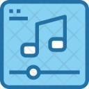 Music Playing Player Icon