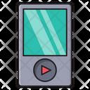Audio Player Mp Icon