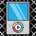 Video Device Mp Icon