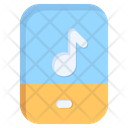 Music Player Screen Icon